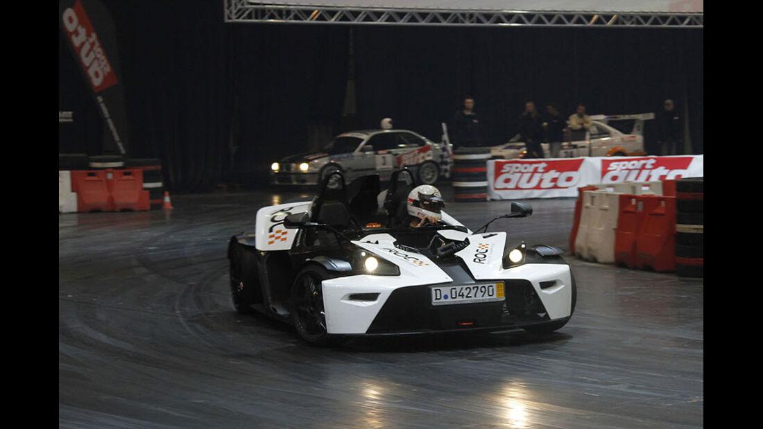Motorsport-Arena Essen Motor Show 2036