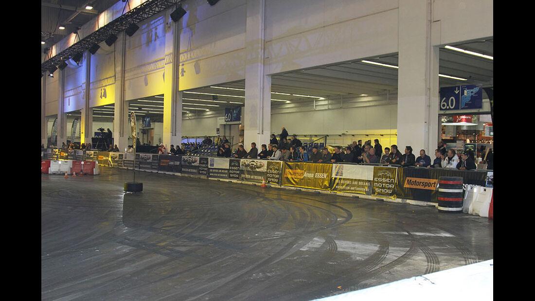 Motorsport-Arena Essen Motor Show 2037