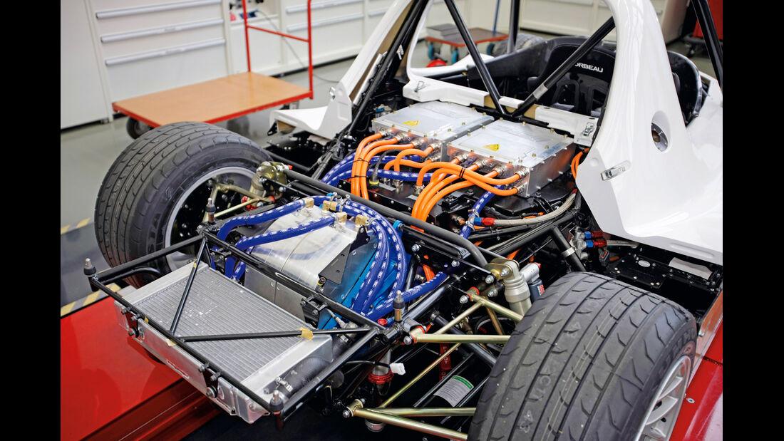 Motorsport-Elektroantrieb