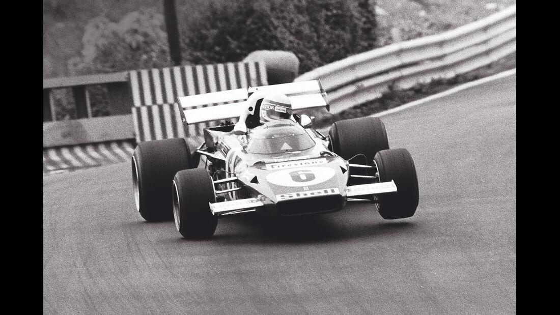 Motorsport-Fotografie, Clay Regazzoni, Ferrari
