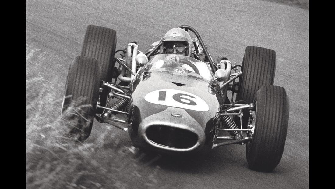 Motorsport-Fotografie, Jack Brabham