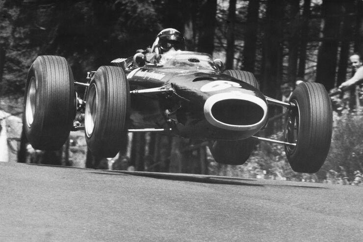 Motorsport-Fotografie, Jackie Stewart, Nürburgring