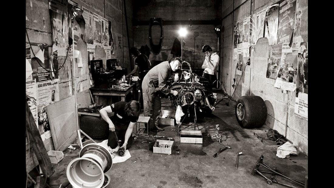 Motorsport-Fotografie, Peter Warr, Lotus
