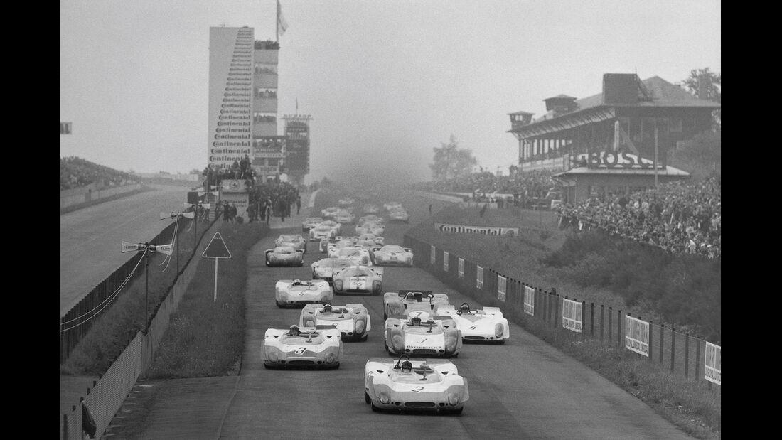 Motorsport-Fotografie, Porsche 908/2