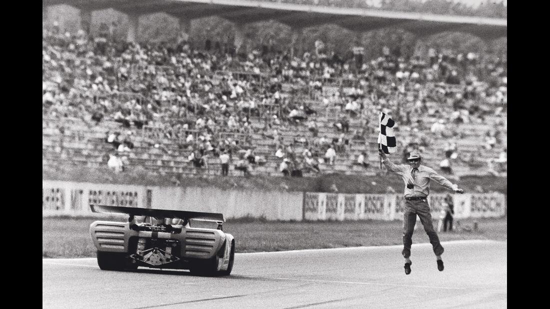 Motorsport-Fotografie, Rennleiter, Ed Peter