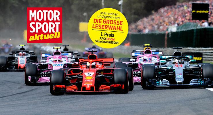 Motorsport aktuell - Leserwahl