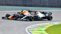 Motorsports: FIA Formula One World Championship 2019, Grand Prix of Brazil