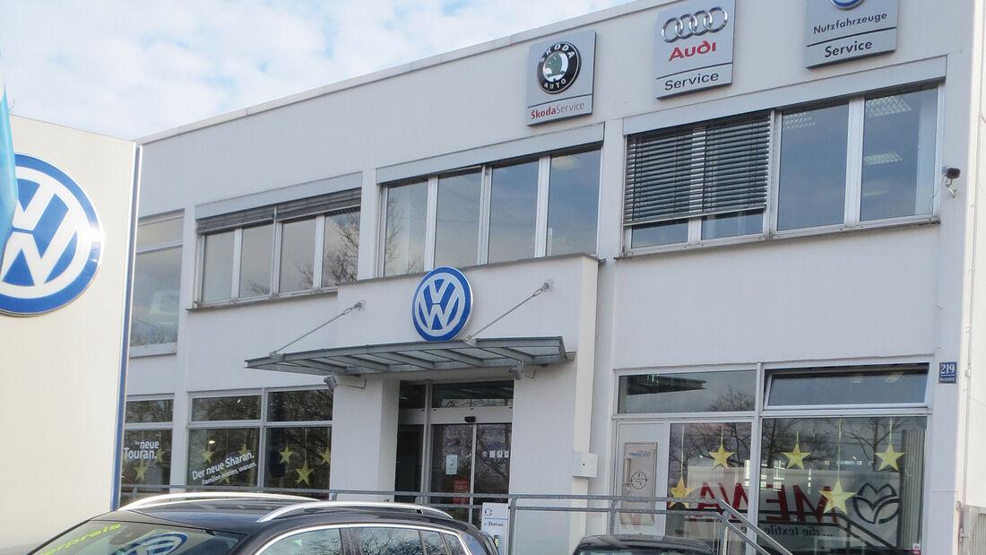 München, Westend Großler GmbH & Co. KG