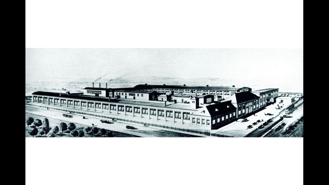 Multicar, ADE-Werke