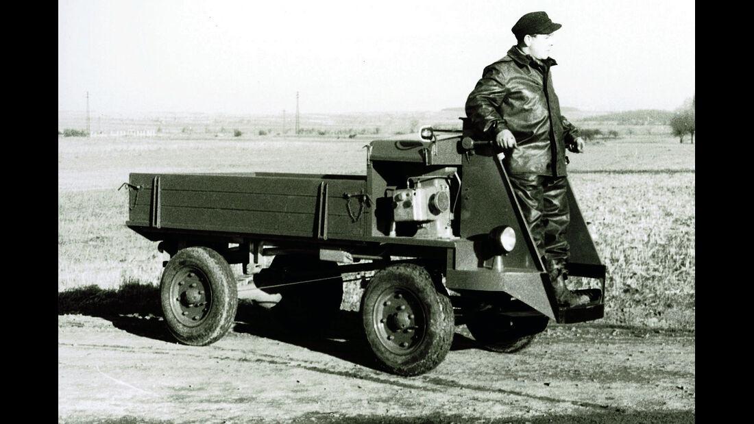 Multicar, Diesel-Ameise DK 3