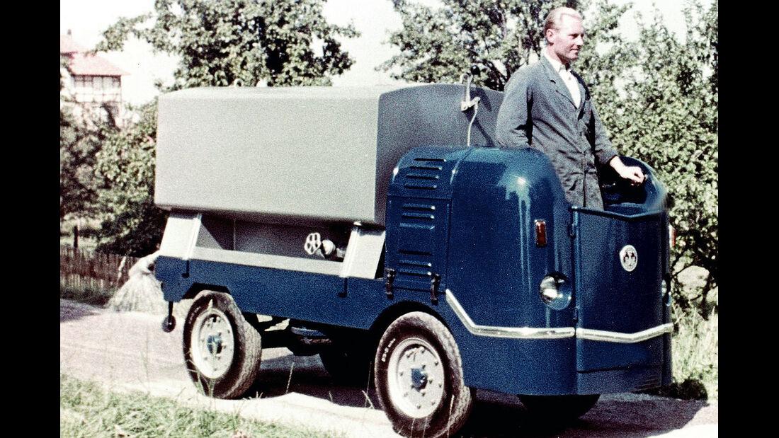 Multicar M 21, 1959