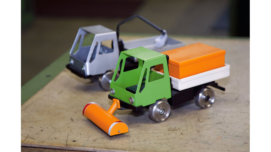 Multicar, Modelle