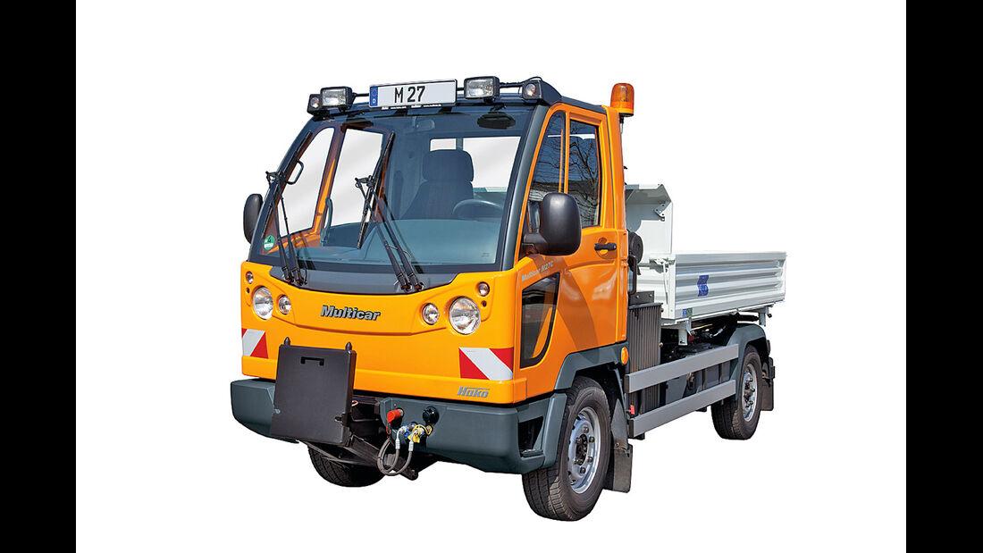 Multicar, Tremo T, Multicar M27