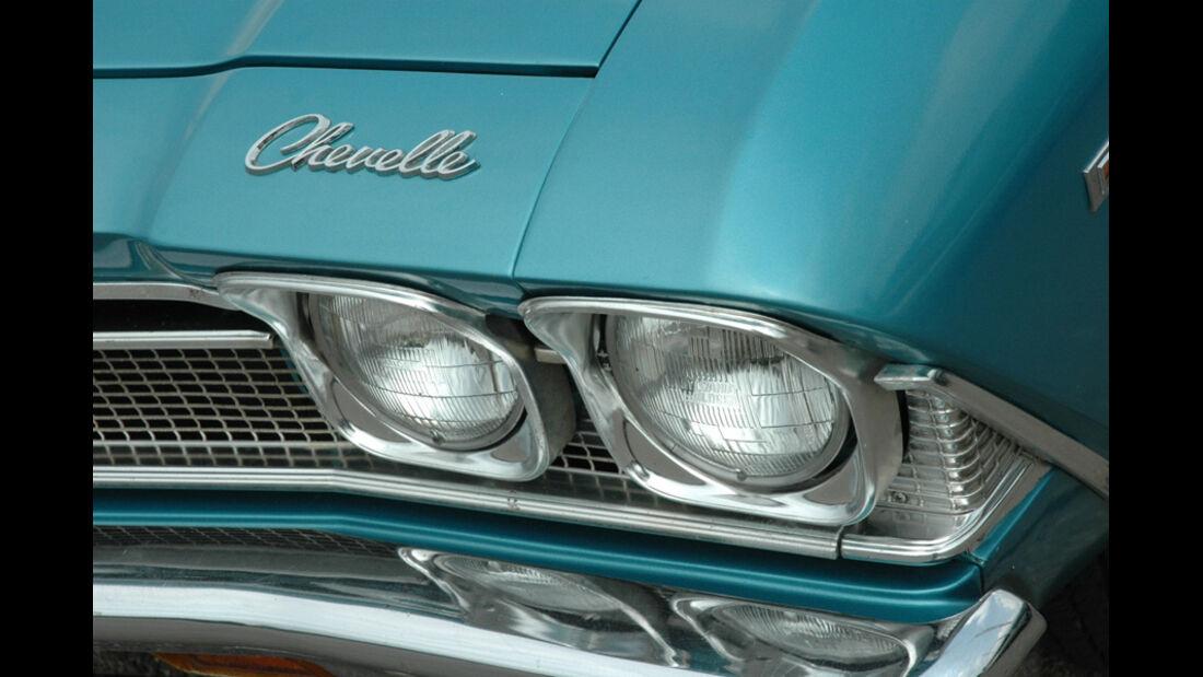 Musclecar Chevrolet Chevelle