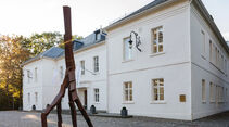 Museum Art.Plus Donaueschingen mit David Nash, Lightning Strike, 2008