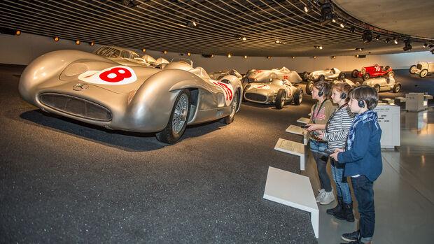 Museum - Mercedes