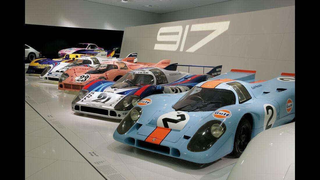 Museum - Porsche
