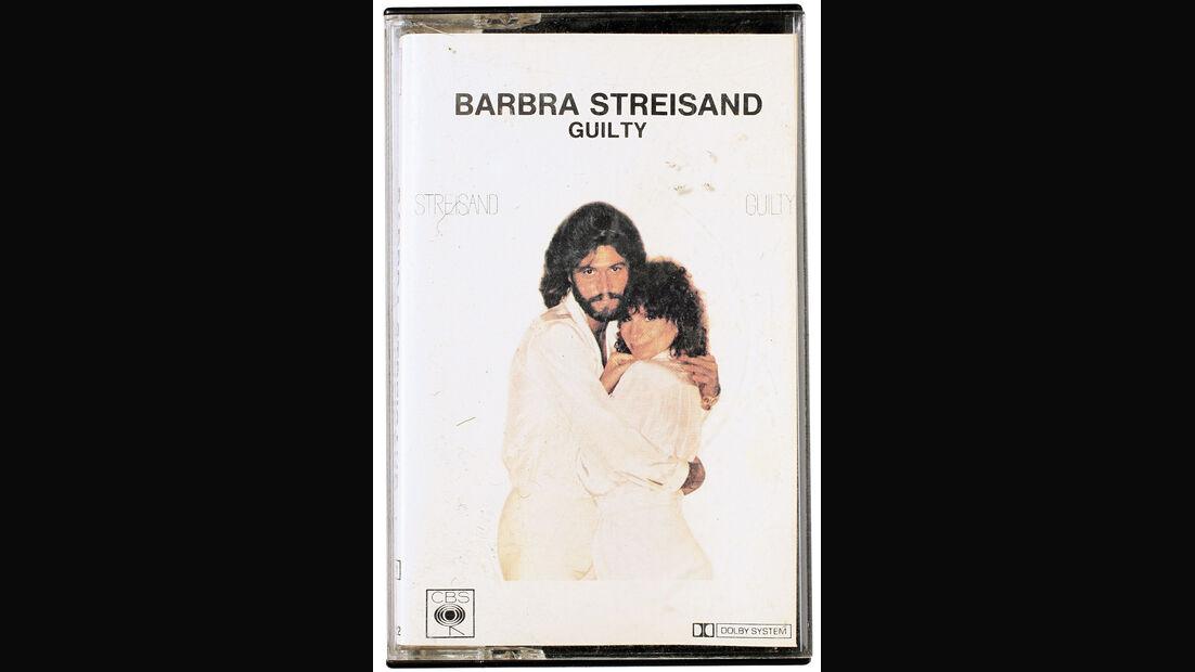 Musikkassetten, Barbra Streisand
