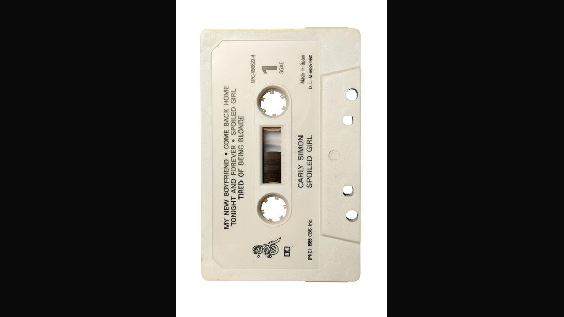 Musikkassetten, Carly Simon