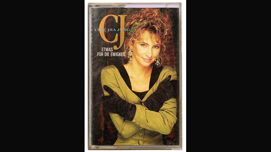 Musikkassetten, Claudia Jung