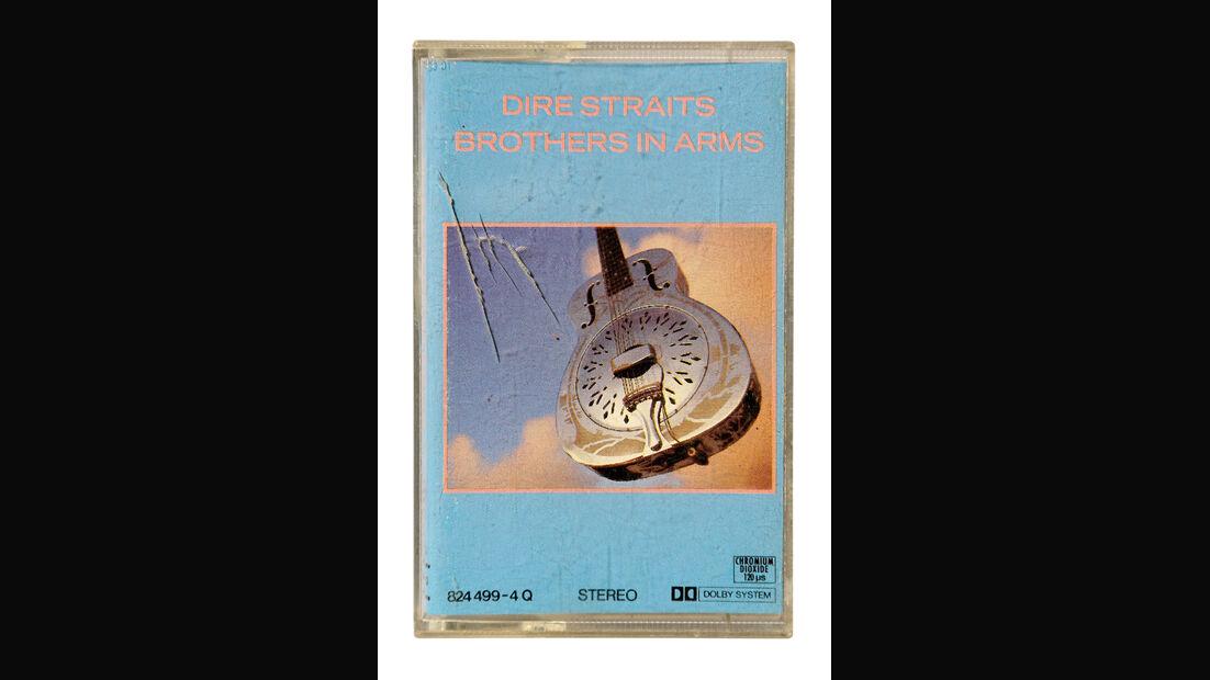 Musikkassetten, Dire Straits