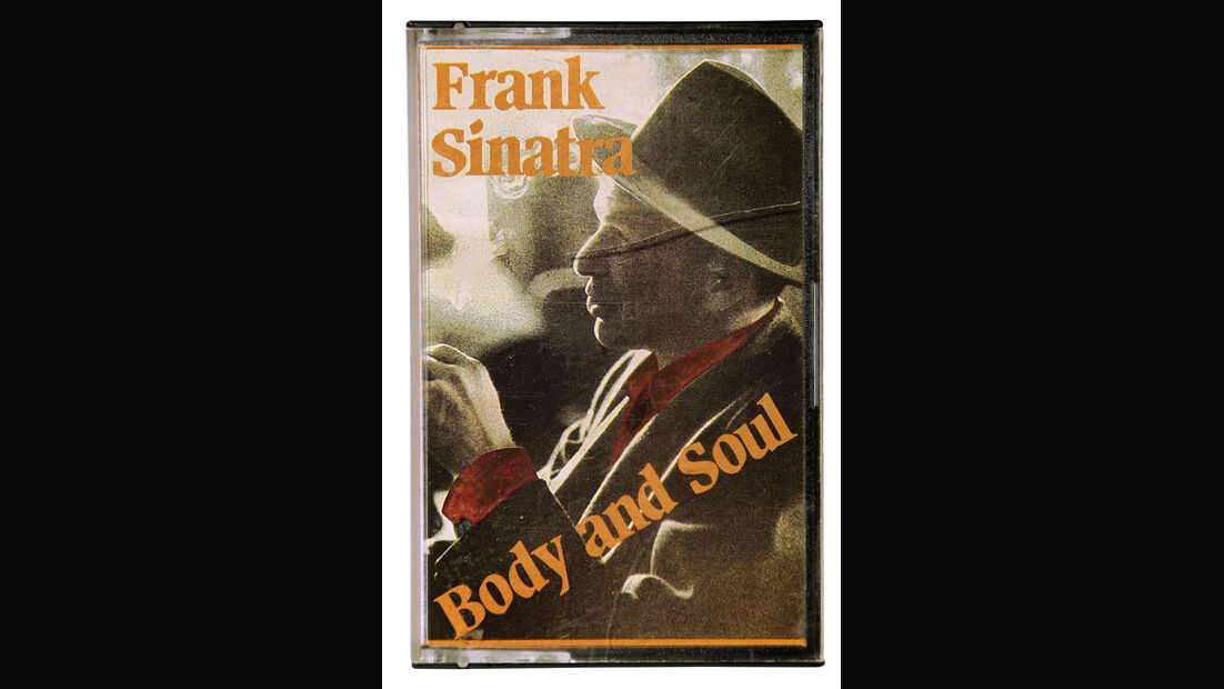 Musikkassetten, Frank Sinatra