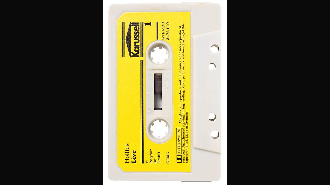 Musikkassetten, Hollies