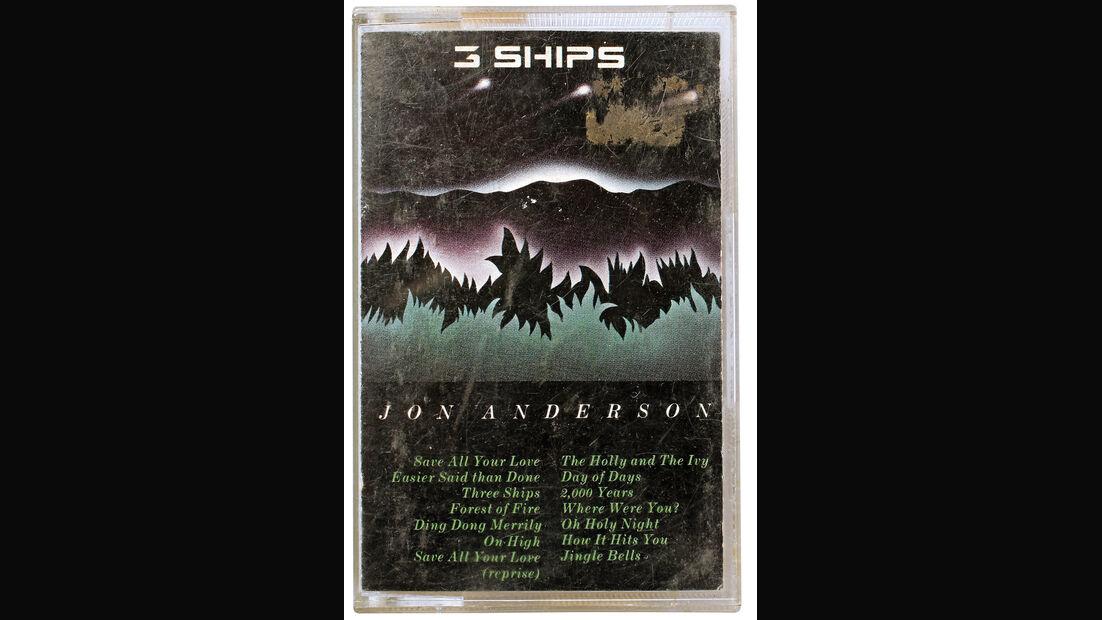 Musikkassetten, Jon Anderson