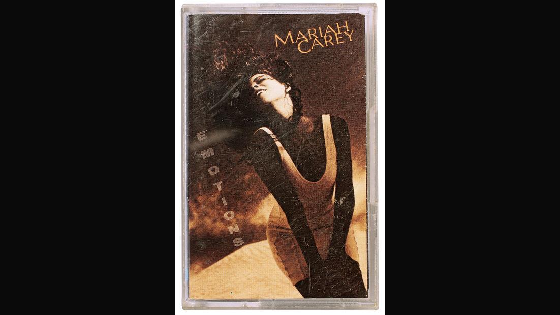 Musikkassetten, Mariah Carey