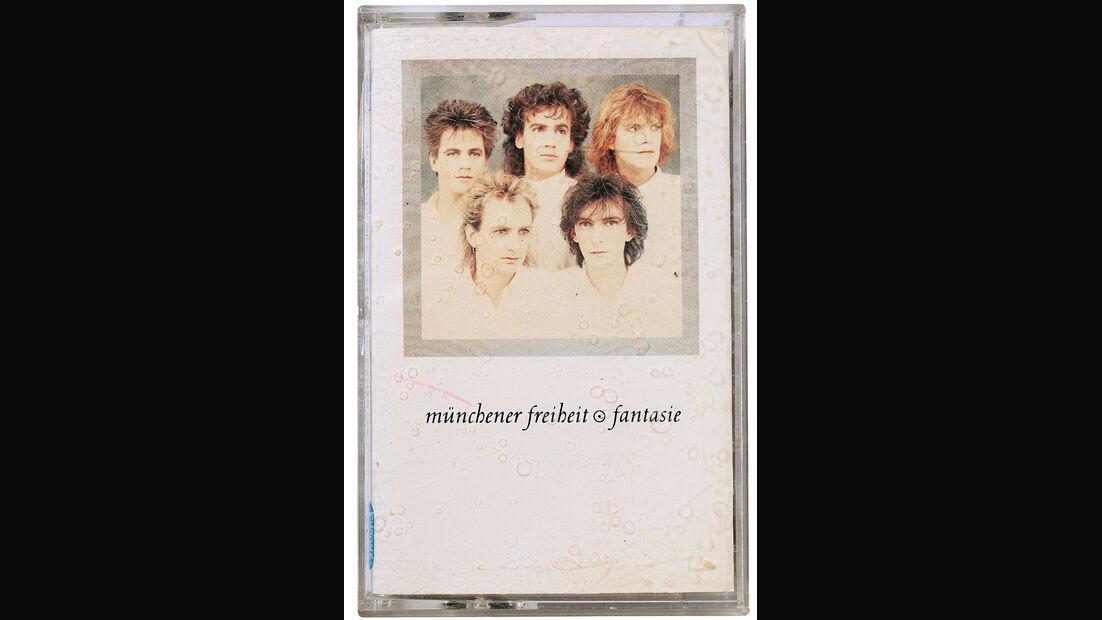 Musikkassetten, Münchner Freiheit