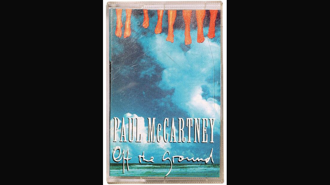 Musikkassetten, Paul McCartney