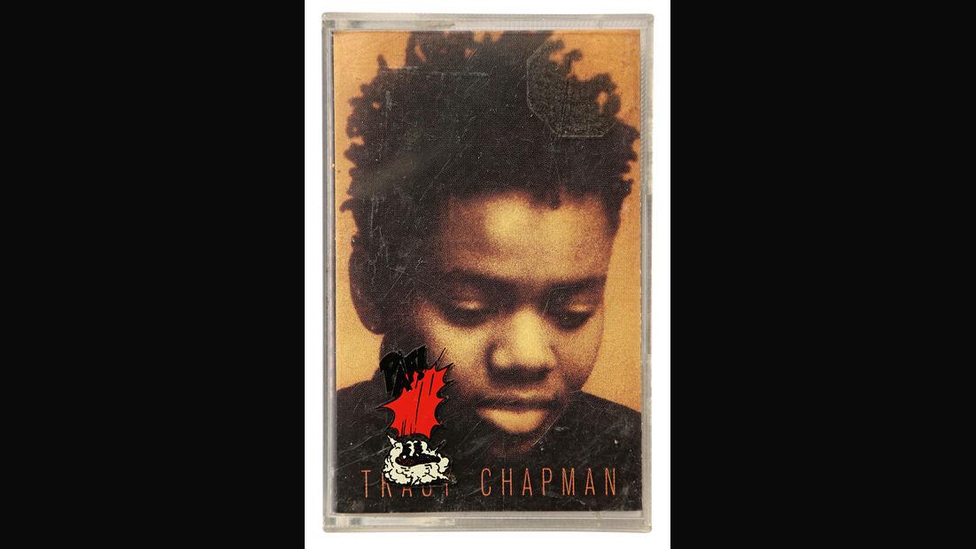 Musikkassetten, Tracy Chapman
