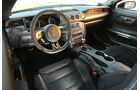 Mustang Shelby GT350, Interieur