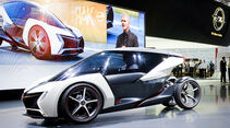 My first e-Opel, Concept car, IAA RAK e