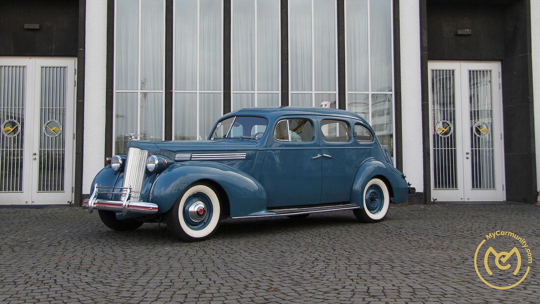 MyCarmunity Auktion, 1939 Packard 1703 Super Eight Sedan