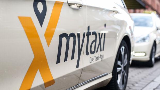 MyTaxi wird FreeNow