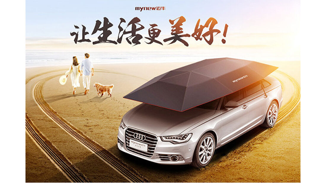 Mynew Car Umbrella