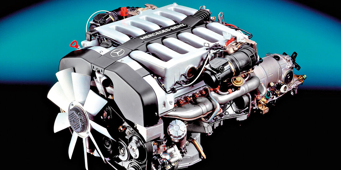 Mythos V12, Motor