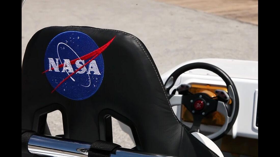 NASA Modular Robotic Vehicle, MRV, Mars-Rover, 2015