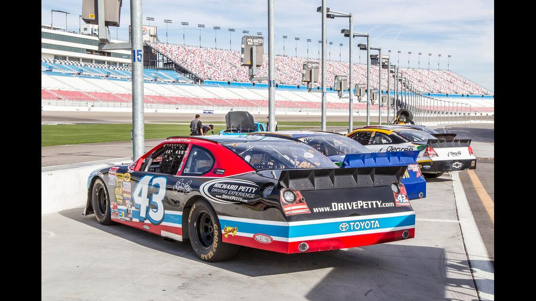 NASCAR, Fahrer