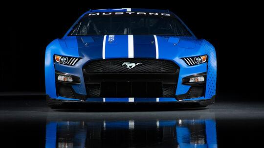 NASCAR Ford Mustang - Next Gen - 2022