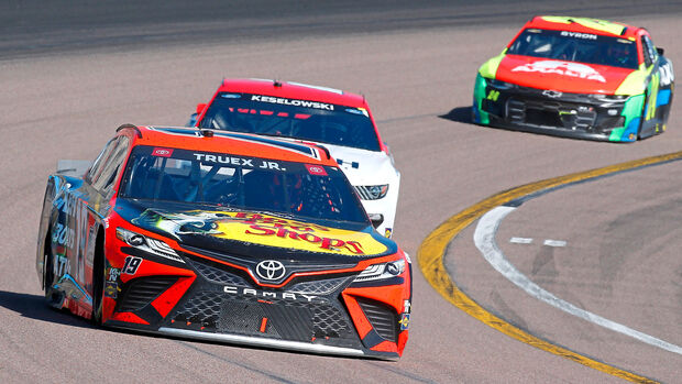 NASCAR - Martin Truex Jr. - Toyota