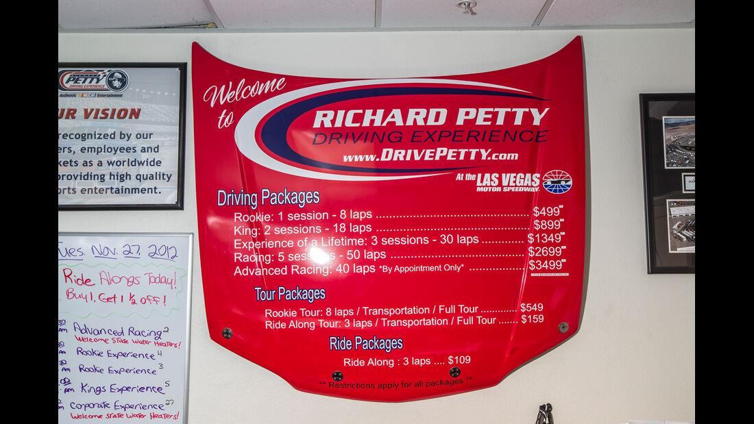 NASCAR, Motorhaube, Wand