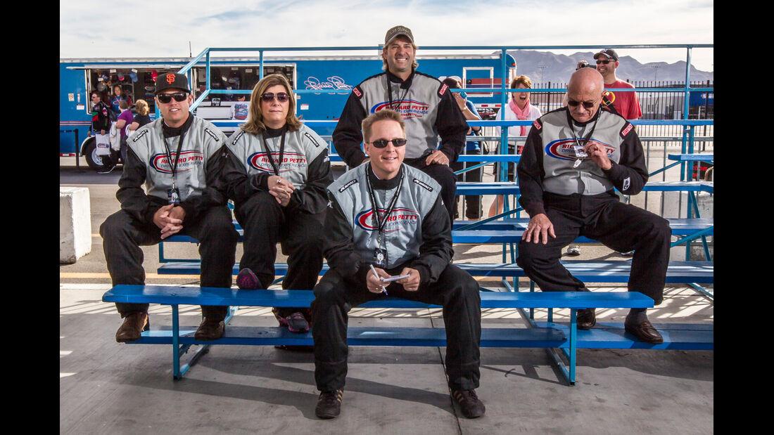 NASCAR, Rennwagen, Seitenansicht