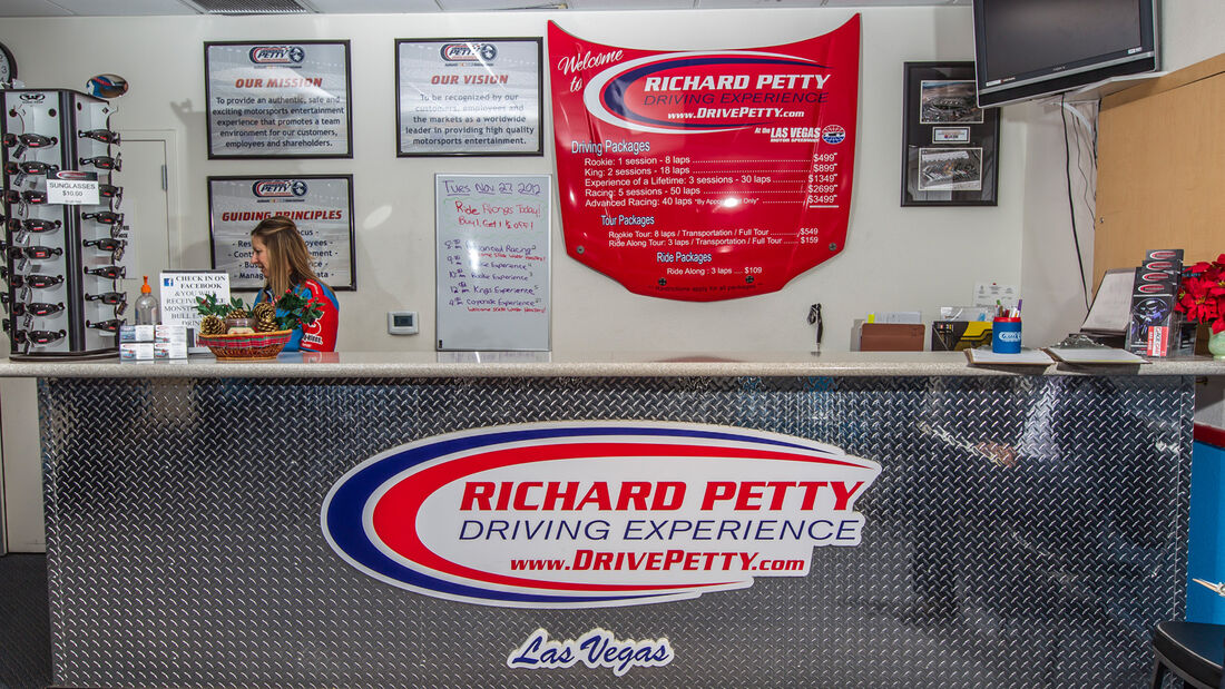 NASCAR, Richard Petty, Theke