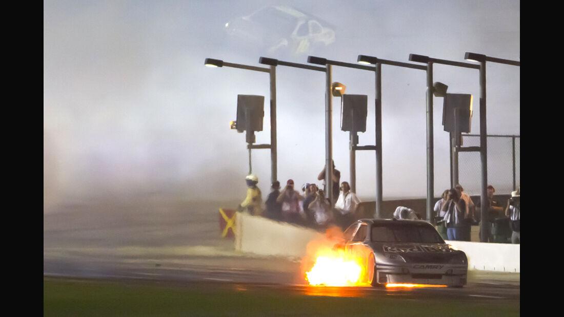 NASCAR - Speed on Fire