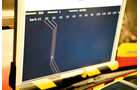 NEFZ-Verbrauchsmessung, Bildschirm