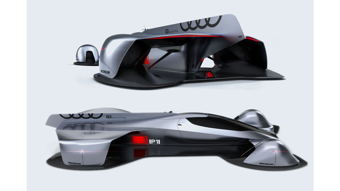 NEO - Le Mans 2030 - Michelin Challenge Design - Motorsport
