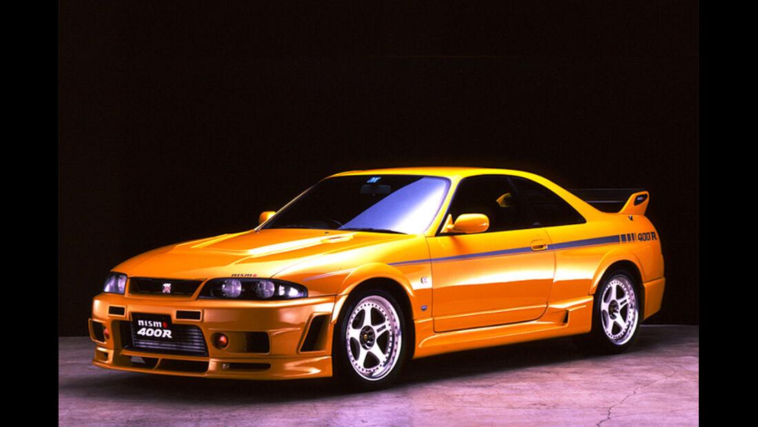 NISMO 400R, Nissan Skyline R33 GT-R