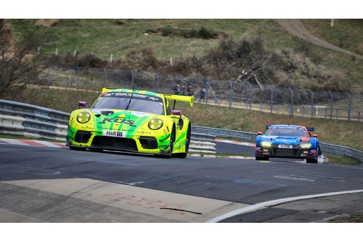 N-rburgring-Langstrecken-Serie-Ergebnis-Lauf-2-Manthey-siegt-trotz-Strafe